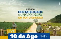 Imea promove a 2ª Live do projeto Rentabilidade no Meio Rural