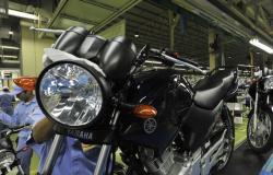 Produção de motocicletas cai em julho, diz Abraciclo