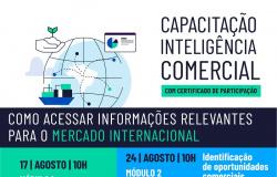 CNA e parceiros iniciam capacitação em inteligência comercial