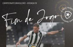 Fogão empata com Guarani pela serie B