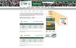 Sistema FAEP/SENAR-PR disponibiliza cotações dos produtos agro