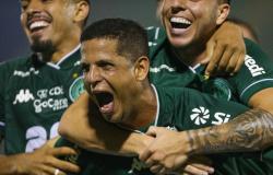 Em casa, Guarani bate o Operário-PR pela Série B do Brasileirão