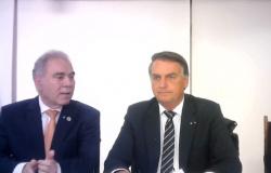 Bolsonaro faz apelo para população economizar energia