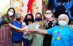 Artesanato de Limpo Grande se prepara para se transformar em obra de arte para o mundo