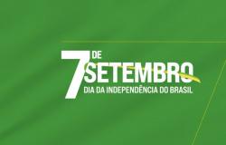 Acompanhe os principais eventos do7 de setembrona EBC