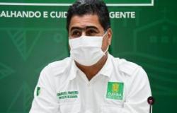 Sugestão de pauta - Prefeito Emanuel Pinheiro recebe segunda dose de vacina contra a covid-19 nesta quarta-feira (08)