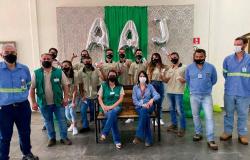 AAJ forma mais um grupo de jovens para o futuro profissional
