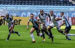 Em Porto Alegre, Ceará perde para o Grêmio por 2 a 0