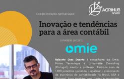 AgriHub Space lança ciclo de atividades com conteúdo de inovação