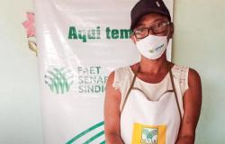 """Agricultora decide abrir empreendimento após curso """"Panificação Rural"""" realizado pelo Sistema FAET/SENAR"""