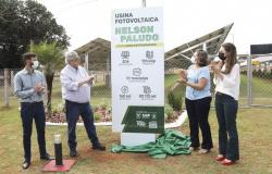 Líder rural Nelson Paludo dá nome à usina solar do Sistema FAEP/SENAR-PR