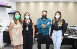 Deputado Claudinei busca soluções para a saúde pública de Rondonópolis na SES