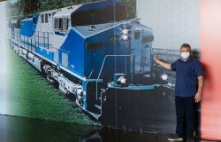 Dilmar participa de ato de assinatura do contrato para construção da ferrovia estadual