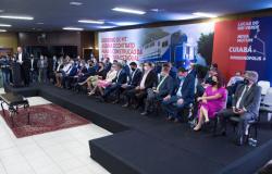 Deputado Nininho destaca primeiro modal ferroviário estadual do Brasil