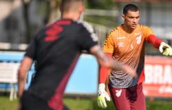 Furacão se prepara para a semifinal da CONMEBOL Sul-Americana