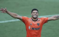 Galo encerra atividades para enfrentar o Palmeiras