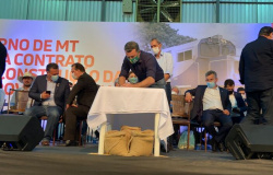 Dal Molin defende instalação de ramal ferroviário em Sorriso