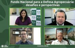 CNA avalia desafios para criação de fundo nacional de defesa agropecuária
