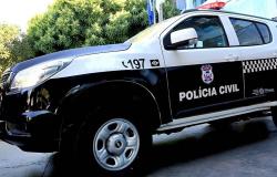 Policiais civis prendem em flagrante suspeito que ameaçou de morte e sufocou mulher
