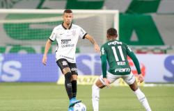 Corinthians encara Palmeiras na Neo Química Arena pelo Brasileirão