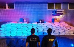 Polícia Civil e PRF apreendem 3,1 toneladas de defensivos contrabandeados em Rondonópolis