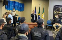 João Batista prestigia cerimônia de formatura e destaca avanços da Polícia Penal em MT