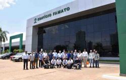 Empresários do Rio de Janeiro visitam a Famato