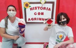 Projeto na Apae Rebouças ultrapassa muros da escola