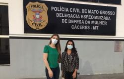 Equipe de atendimento psicossocial promove roda de conversa e reflexão com policiais em Cáceres
