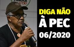 Servidores se mobilizam para derrubar proposta da PEC da Previdência de Mauro Mendes