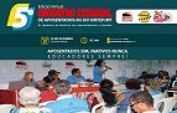 Sintep/MT debate em Encontro Estadual de Aposentados estratégias de organização e defesa de direitos