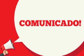 Rede Estadual: Comunicado Importante