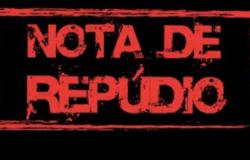 """NOTA DE REPÚDIO E PEDIDO DE RETRATAÇÃO CONTRA O CANDIDATO ABÍLIO JR. POR COLOCAR EM SUSPEIÇÃO TODOS OS SERVIDORES PÚBLICOS EM """"DEBATE"""" REALIZADO NESTE"""