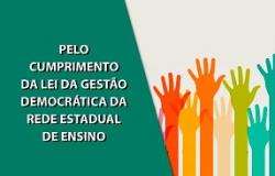 Rede Estadual: Sintep/MT cobra dos deputados e MPE intervenção para cumprimento da Lei da Gestão Democrática da rede estadual de ensino