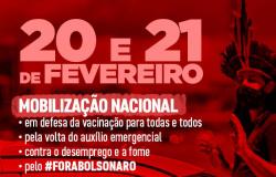FINAL DE SEMANA DE CARREATAS CONTRA BOLSONARO