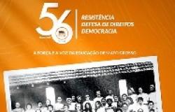 Na comemoração de 56 anos, Sintep/MT luta para manter direitos e pela redemocratização do país