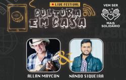 Sertanejo de raiz embala show desta quarta-feira (29.04)