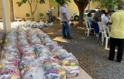 Prefeitura distribui mais 1.200 cestas adquiridas pelo Fundo Social