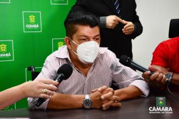 Vereadores participam da posse do novo secretário-adjunto da Pessoa com Deficiência