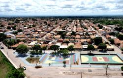 SUGESTÃO DE PAUTA - Pinheiro entrega espaço de lazer no Jardim Industriário