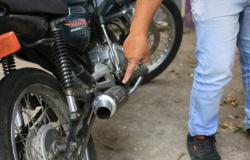 Guarda Municipal já está multando motociclistas infratores