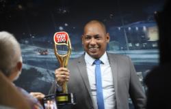 Juca do Guaraná Filho recebe prêmio como vereador destaque do GW100