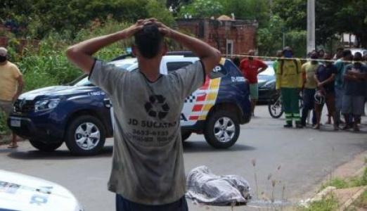 Dono de empresa de sucata é morto com tiro na cabeça em Cuiabá