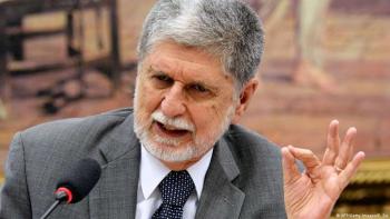 """""""Nosso erro foi ter tido condescendência"""", diz Celso Amorim"""
