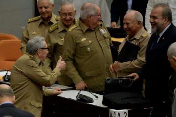 Uma nova geração no coração do poder em Cuba