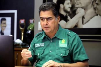 Emanuel prorroga validade do toque de recolher e do home office para servidores municipais