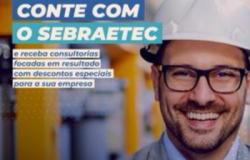 SEBRAE, EM PARCERIA COM O SENAI, OFERECE OPORTUNIDADE PARA AUMENTAR COMPETITIVIDADE DAS EMPRESAS