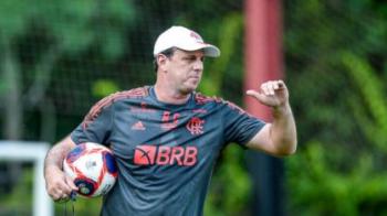 Rogério Ceni testa positivo para Covid e não comanda Flamengo contra Coritiba