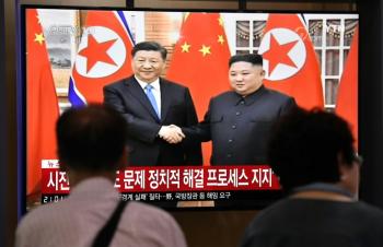 Coreia do Norte e China querem reforçar vínculos