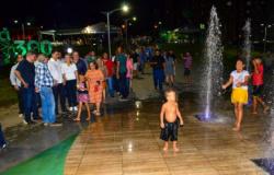 Parque da Família é entregue e está aberto para a população
